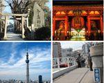 東京スカイツリー記念写真