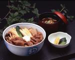 明治すきやき丼・税込2100円