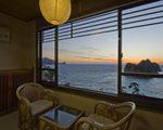 夕陽一望の客室
