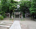 浅間神社(幟まつり)