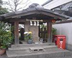 かさや地蔵(傘屋庚申)