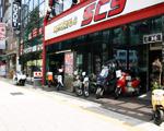 上野バイク街