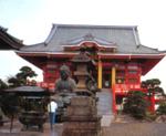 飯沼山円福寺(坂東三十三観音 第27番札所)